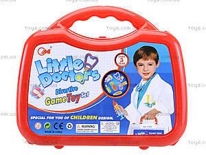 Набор для игры «Доктор» в чемодане, 3185, купить