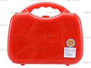 Набор для игры «Доктор» в чемодане, 3185, фото