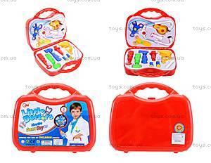 Набор для игры «Доктор» в чемодане, 3185