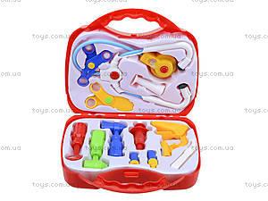 Набор для игры «Доктор» в чемодане, 3185, цена