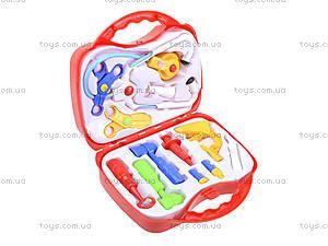 Набор для игры «Доктор» в чемодане, 3185, игрушки