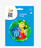 Набор для игры «Прыгающие лягушки», Y1028, фото