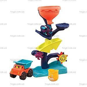 Набор для игры с песком и водой «Мельница», BX1310Z