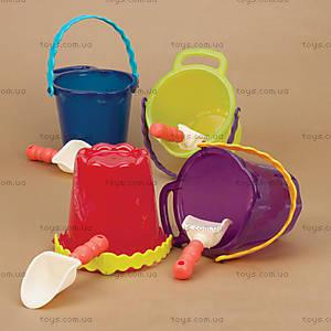 Набор для игры с песком и водой «Ведерце с лопаткой», BX1430Z