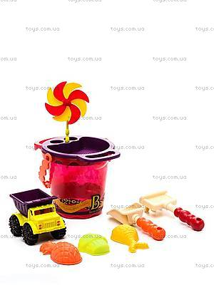 Набор для игры с песком и водой «Ведерко Манго», BX1331Z, магазин игрушек