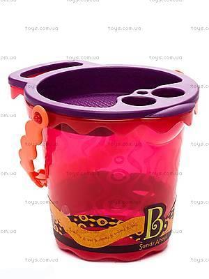 Набор для игры с песком и водой «Ведерко Манго», BX1331Z, іграшки