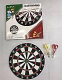 Набор для игры в дартс для детей, B26038, доставка