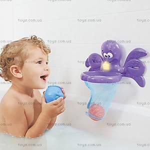 Набор для игры в ванной «Баскетбол с осьминогом», 637605M, отзывы