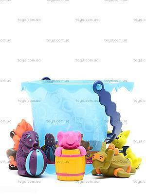 Набор для игры в ванной «Брызгунчики-веселунчики», BX1097, фото