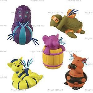 Набор для игры в ванной «Брызгунчики-веселунчики», BX1097, магазин игрушек