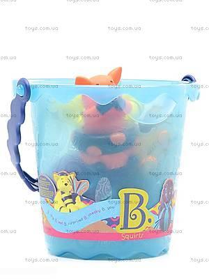 Набор для игры в ванной «Брызгунчики-веселунчики», BX1097, toys.com.ua