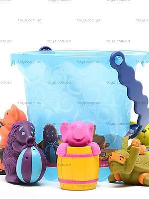 Набор для игры в ванной «Брызгунчики-веселунчики», BX1097, детский