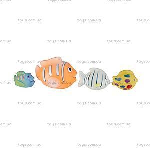 Набор для игры в ванной «Четыре рыбки», 1757/4TR, отзывы