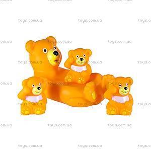 Набор для игры в ванной «Медвежата», 227SM