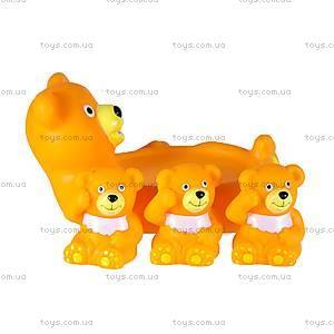 Набор для игры в ванной «Медвежата», 227SM, купить