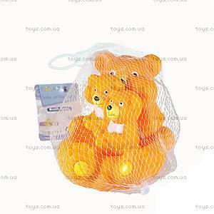 Набор для игры в ванной «Медвежата», 227SM, фото