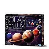 """Набор для исследований """"3D-модель Солнечной системы"""", 00-05520, фото"""