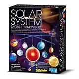 """Набор для исследований """"Светящаяся модель солнечной системы"""", 00-03225, фото"""