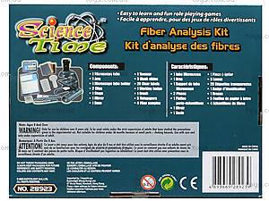 Набор для опытов «Исследование волокон», 28923-EC, купить