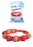 Набор для изготовления браслетов «Любовь», 97103, цена