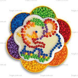 Набор для занятий мозаикой с доской-цветком, 2110-Q