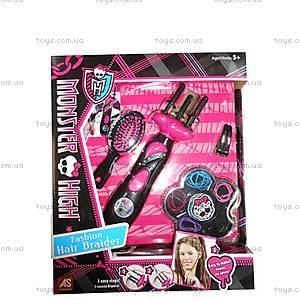 Набор для заплетения косичек Monster High, 1080-06112