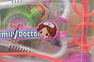 Набор «Доктор» в чемодане, 840-4, фото