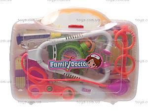 Набор «Доктор» в чемодане, 840-4