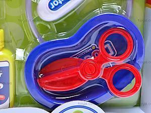 Набор доктора детский, HJ004, детские игрушки