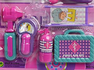 Набор доктора для деток, 120E-16, toys.com.ua