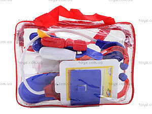Игровой набор доктора в рюкзаке, 111-16, фото