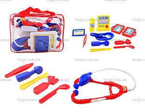 Игровой набор доктора в рюкзаке, 111-16