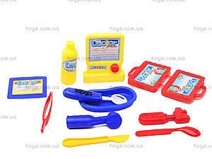 Игровой набор доктора в рюкзаке, 111-16, цена