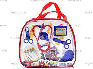 Детский набор «Доктор» в рюкзаке, 116-43, купить