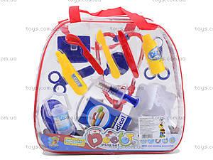 Детский набор «Доктор» в рюкзаке, 116-43, фото