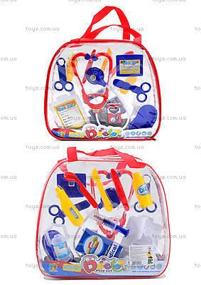 Детский набор «Доктор» в рюкзаке, 116-43