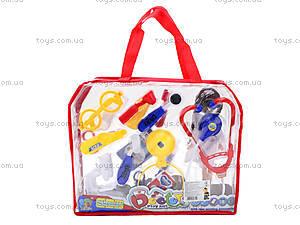 Набор доктора с куклой в сумочке, 116-48, цена