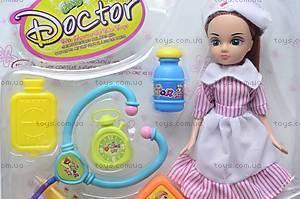 Набор доктора с куклой, 3A-033, купить