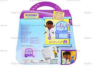 Набор доктора с куклой «Доктор Плюшева», 8655-2X, купить