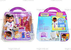 Набор доктора с куклой «Доктор Плюшева», 8655-2X