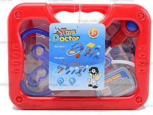 Игрушечный набор «Доктор» в саквояже, 5654-1, фото