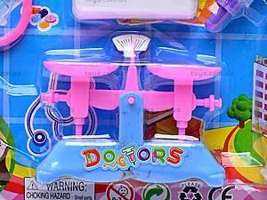 Набор доктора со стетоскопом, 008-42, игрушки