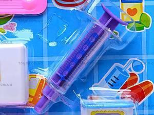 Набор доктора со стетоскопом, 008-42, детские игрушки