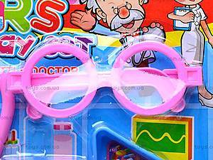 Набор доктора со стетоскопом, 008-42, магазин игрушек