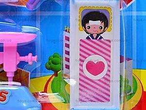 Набор доктора со стетоскопом, 008-42, toys.com.ua