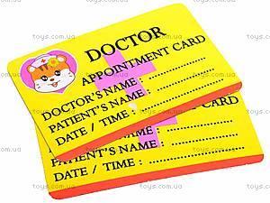 Набор доктора, в чемоданчике, 071102AB, детские игрушки