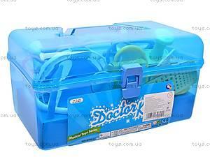 Набор доктора в чемоданчике, детский, B7613-3, детские игрушки