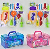 Набор доктора в чемоданчике, детский, B7613-3, toys