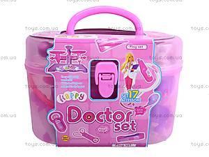 Набор доктора, в чемодане, 5615B