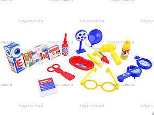 Детский набор для игры «Доктор», 8702B-1, игрушки